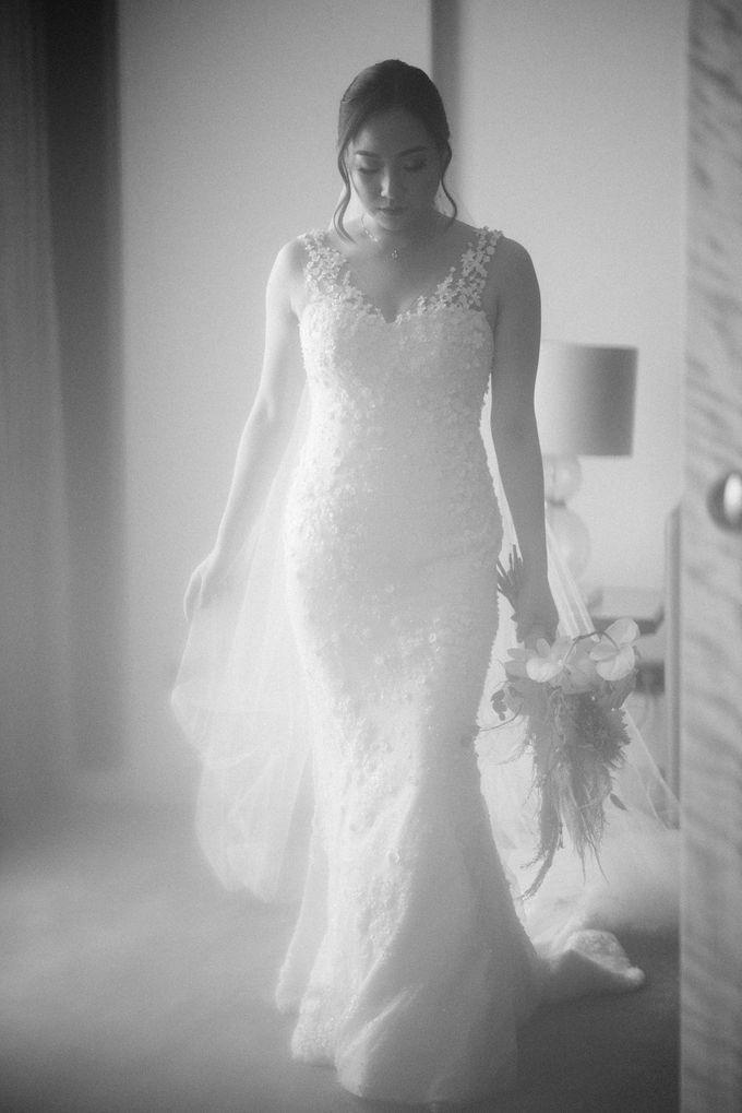 The Wedding of Rosenna & Yheskiel by Sheraton Grand Jakarta Gandaria City Hotel - 012