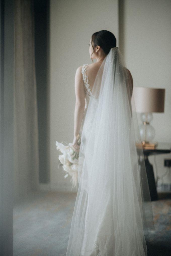 The Wedding of Rosenna & Yheskiel by The Flower Philosophy - 014