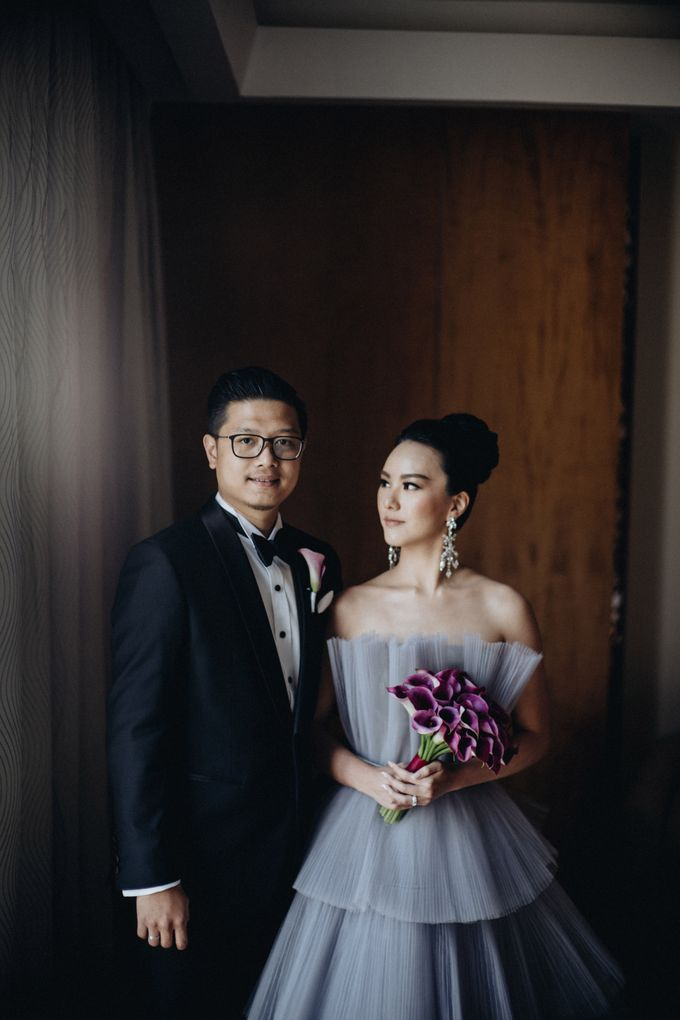 Yansen & Rika 1920s Inspired Wedding by Casabono Wedding - 006