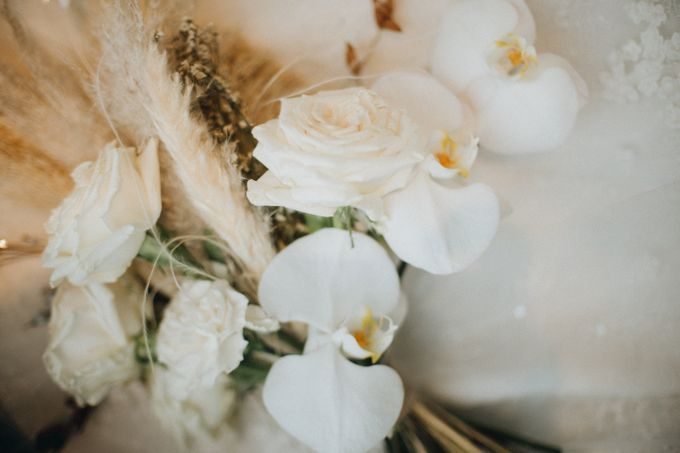 The Wedding of Rosenna & Yheskiel by The Flower Philosophy - 005