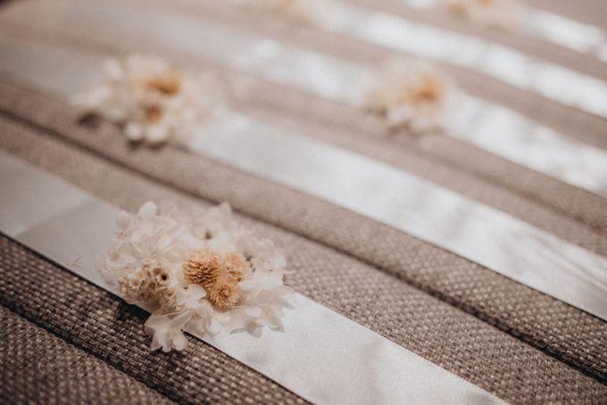 The Wedding of Rosenna & Yheskiel by The Flower Philosophy - 001