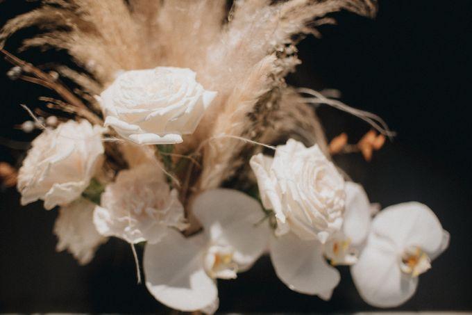 The Wedding of Rosenna & Yheskiel by The Flower Philosophy - 002