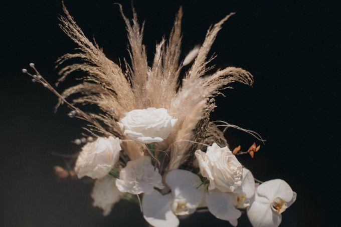The Wedding of Rosenna & Yheskiel by The Flower Philosophy - 004