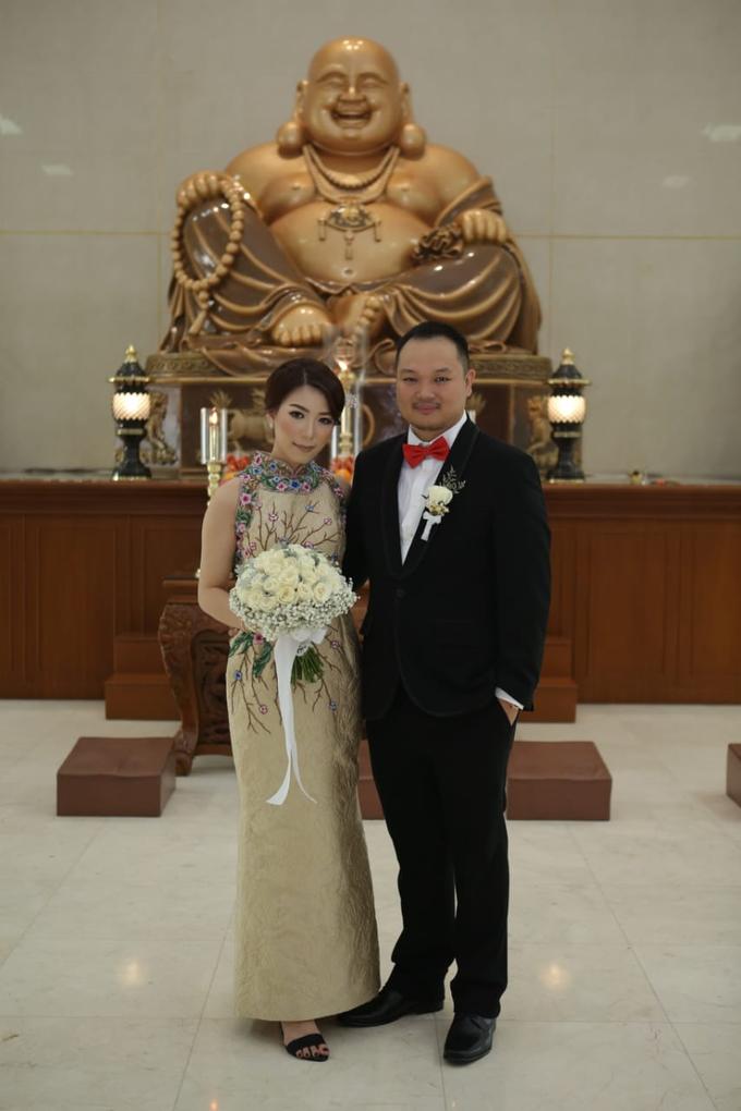 The Wedding of Natalya Hokano by makeupbyyobel - 002