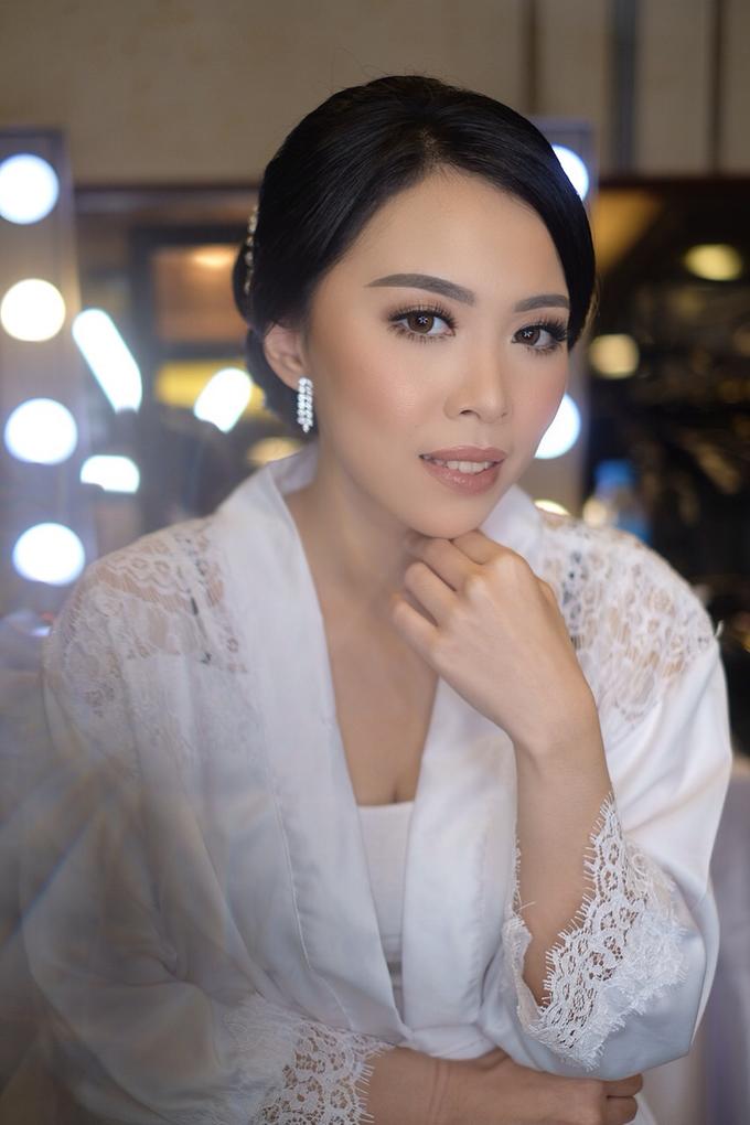 Hiro & Melisa Wedding by makeupbyyobel - 004