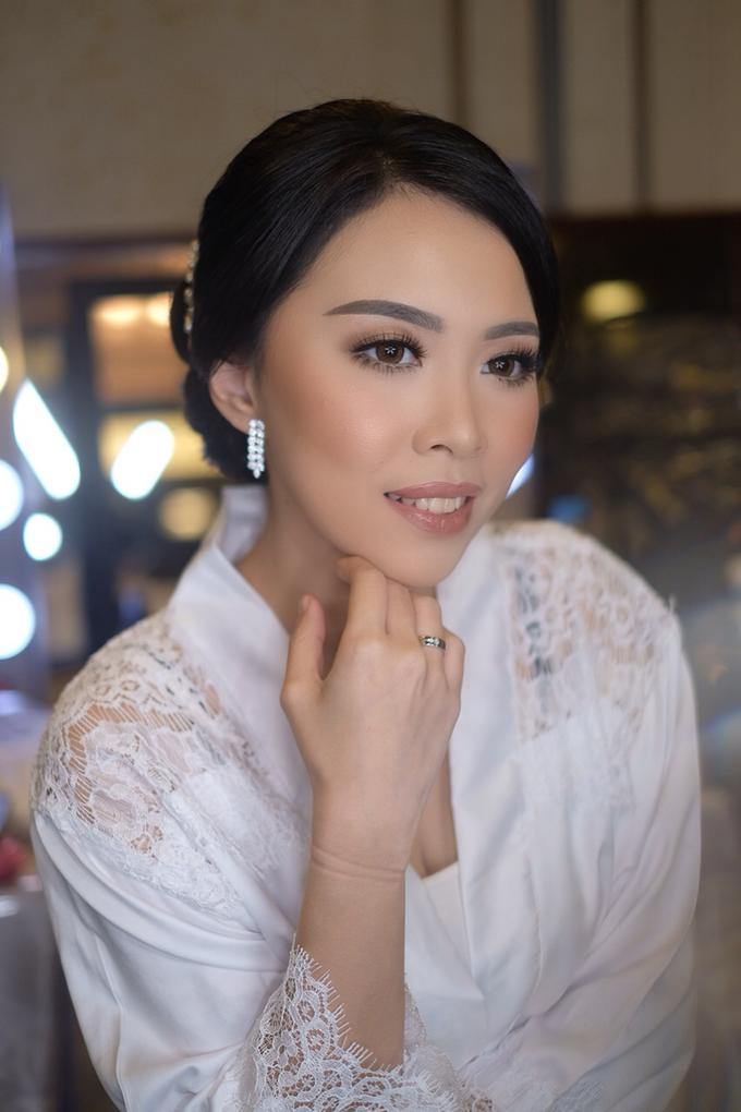 Hiro & Melisa Wedding by makeupbyyobel - 008