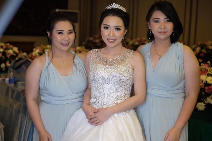 Hiro & Melisa Wedding by makeupbyyobel - 012