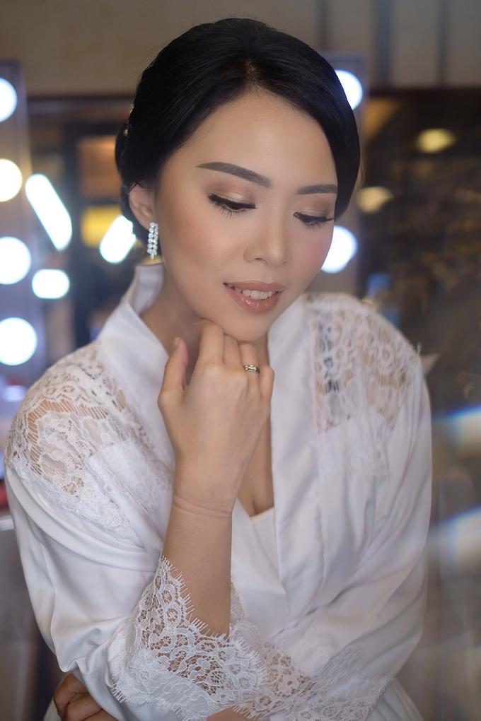 Hiro & Melisa Wedding by makeupbyyobel - 010