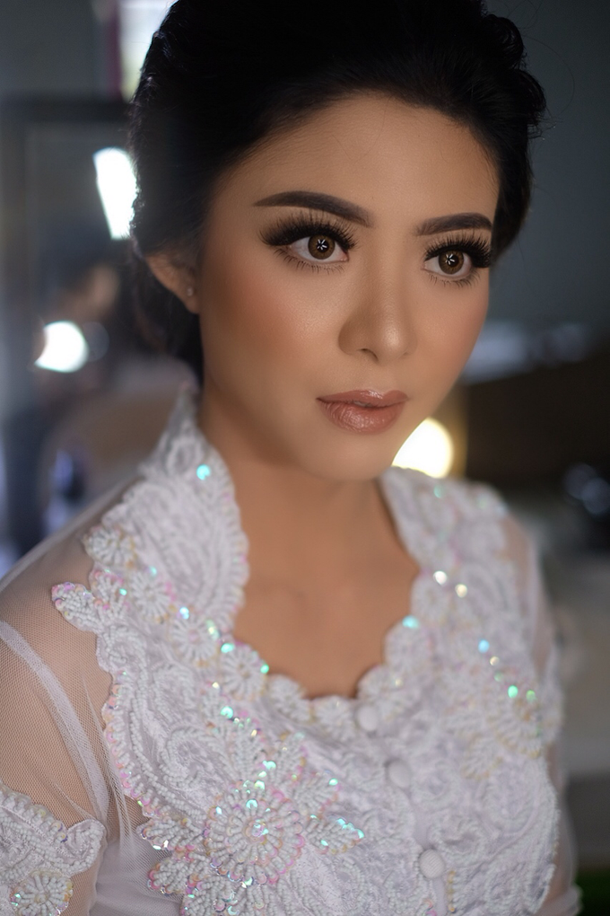 Makeup for Mrs. Melisa by makeupbyyobel - 002