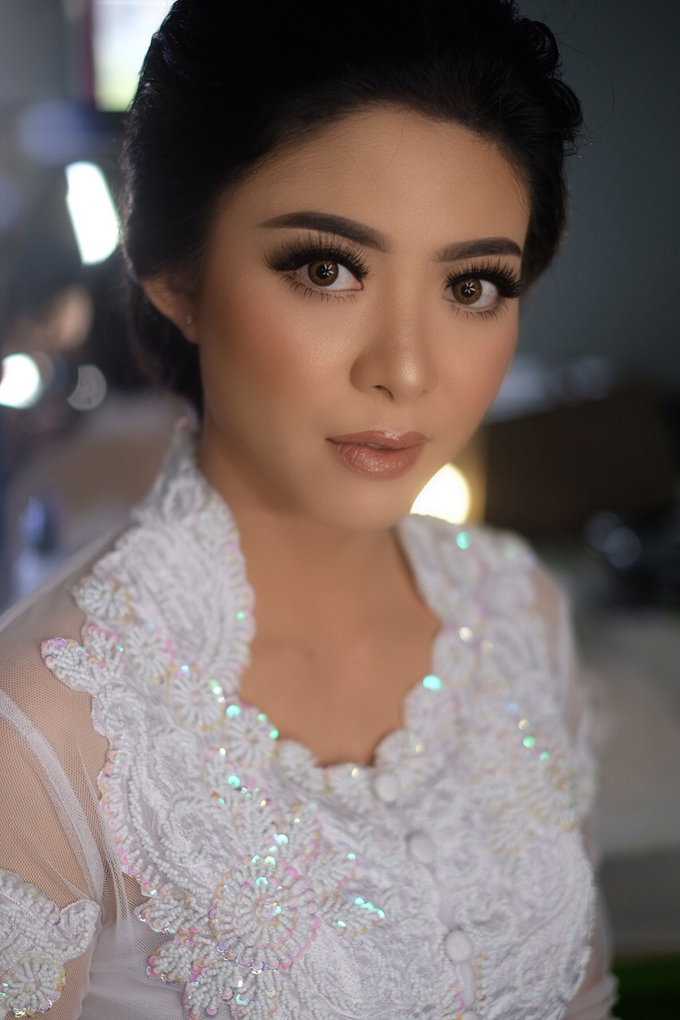 Makeup for Mrs. Melisa by makeupbyyobel - 001