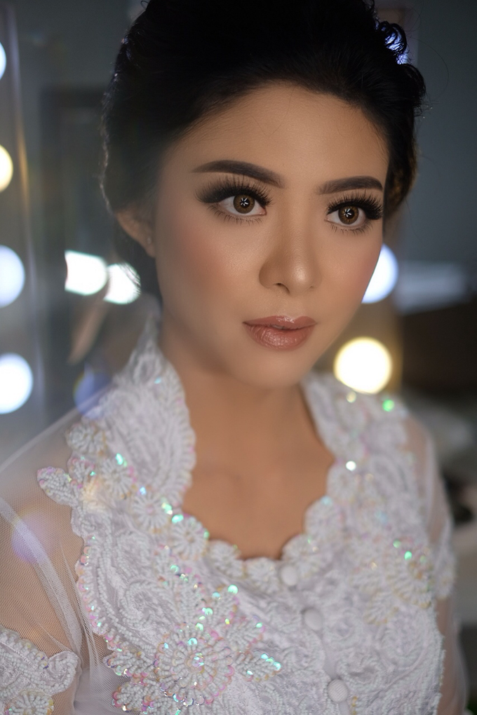 Makeup for Mrs. Melisa by makeupbyyobel - 003