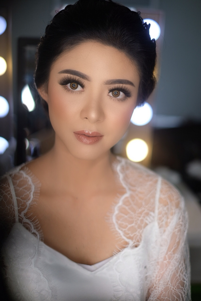 Makeup for Mrs. Melisa by makeupbyyobel - 008