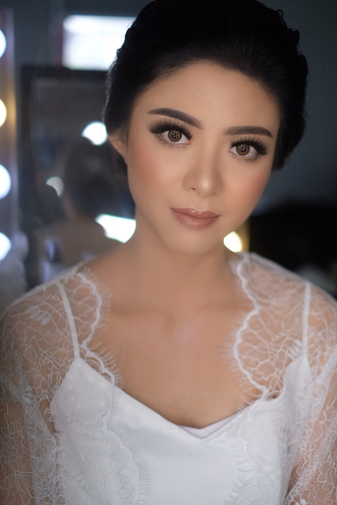 Makeup for Mrs. Melisa by makeupbyyobel - 009
