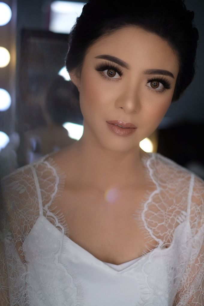 Makeup for Mrs. Melisa by makeupbyyobel - 011