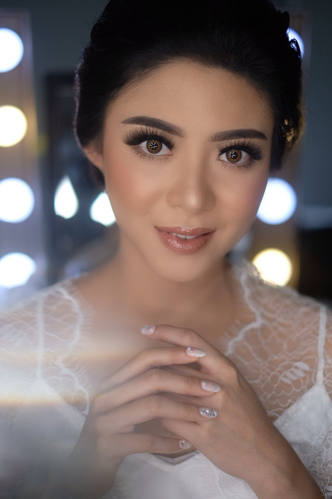 Makeup for Mrs. Melisa by makeupbyyobel - 010