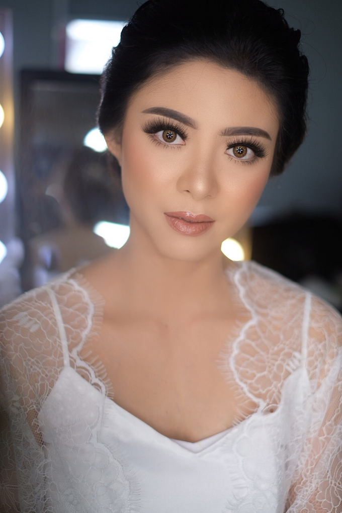Makeup for Mrs. Melisa by makeupbyyobel - 012