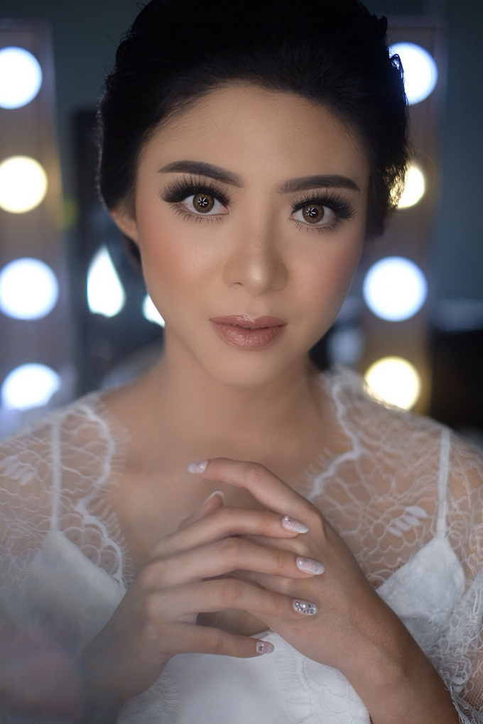 Makeup for Mrs. Melisa by makeupbyyobel - 014