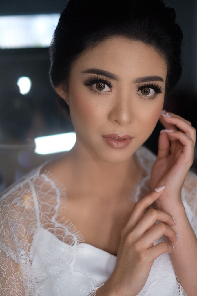 Makeup for Mrs. Melisa by makeupbyyobel - 015