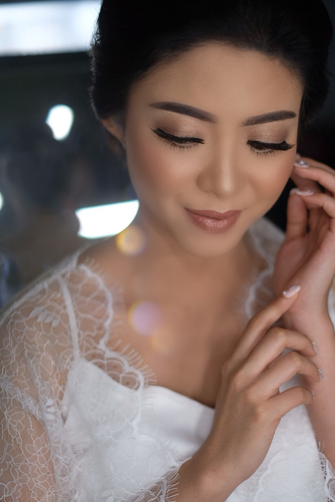 Makeup for Mrs. Melisa by makeupbyyobel - 016