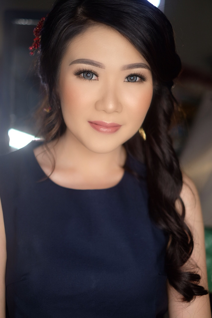 Engagement Makeup for Ms. Jeany by makeupbyyobel - 003