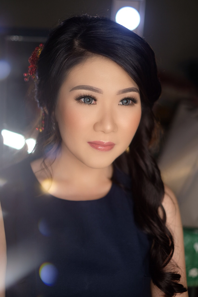 Engagement Makeup for Ms. Jeany by makeupbyyobel - 004