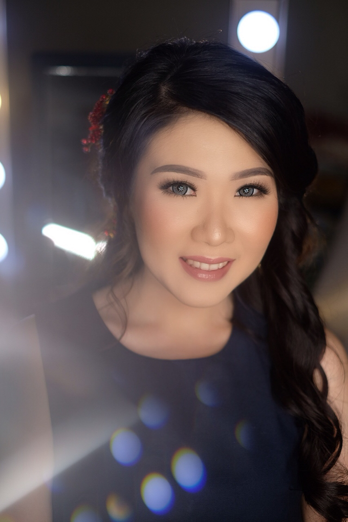 Engagement Makeup for Ms. Jeany by makeupbyyobel - 001