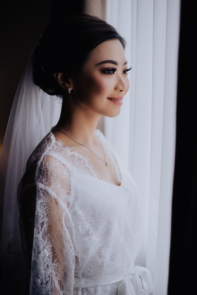 The Wedding of Lerisca & Rico by makeupbyyobel - 003