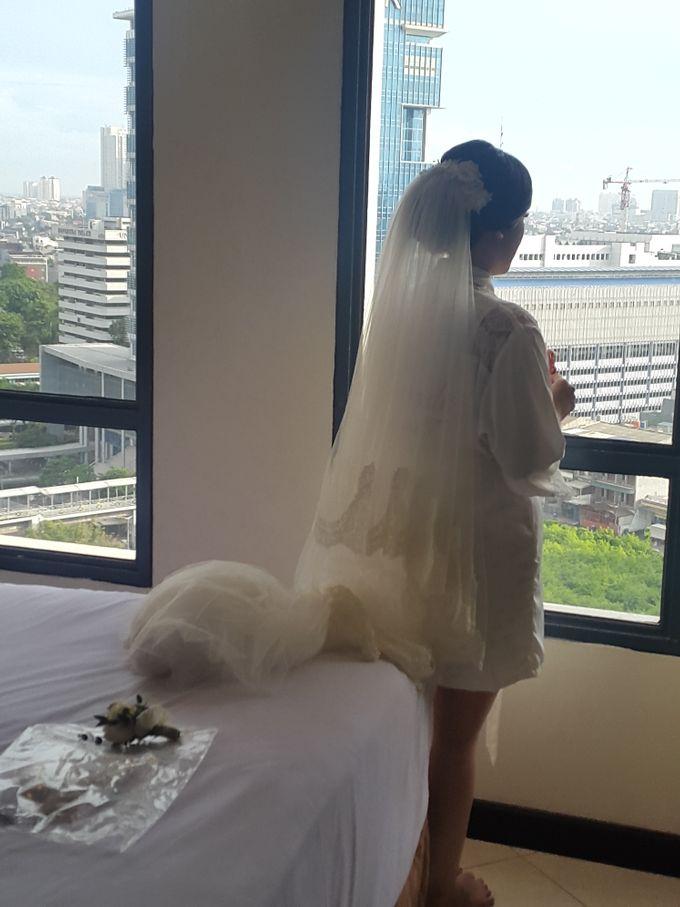 The Wedding Denny Oswaldo & Lusiana Tanudjaja by Red Hat Organizer - 030