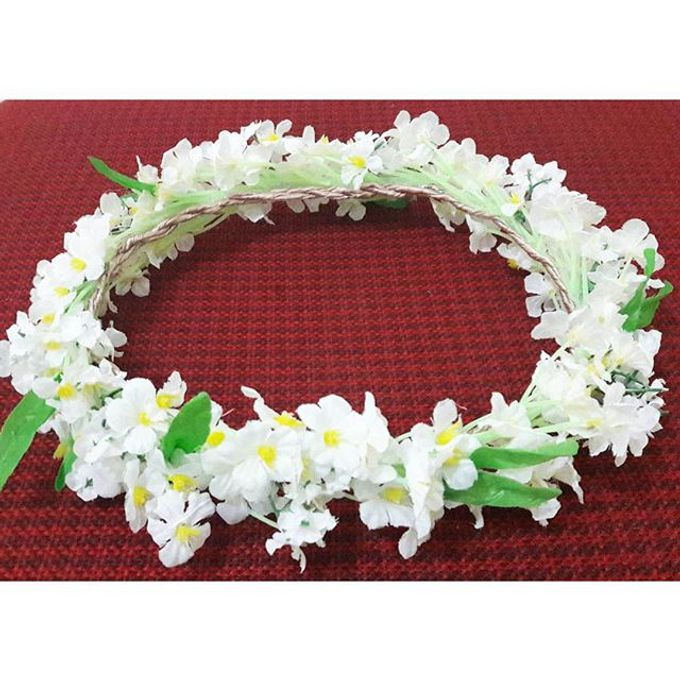 Flower Crown / Bando Bunga / Mahkota Bunga by Estrella Flower Crown - 025
