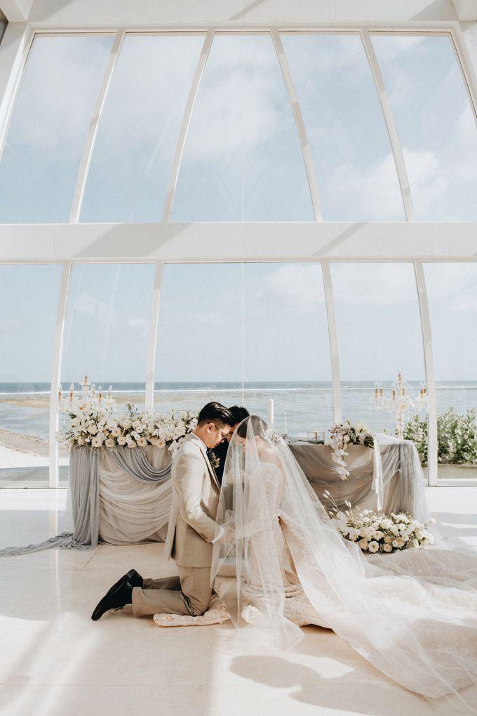 Ethereal Bali Wedding by Casabono Wedding - 017