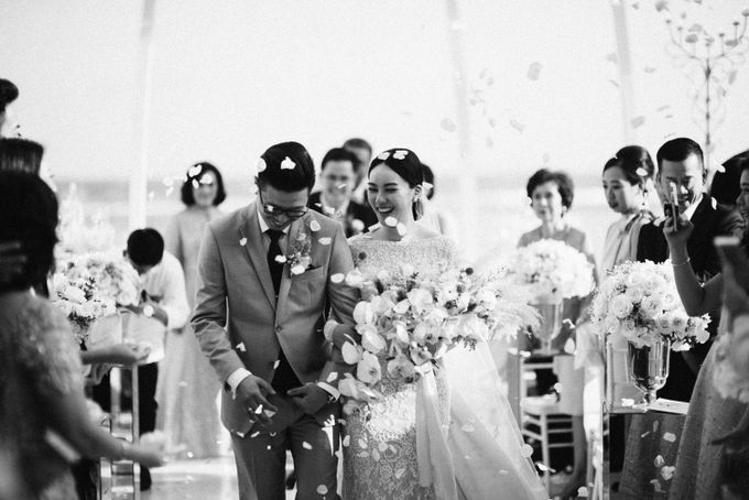 Ethereal Bali Wedding by Casabono Wedding - 027