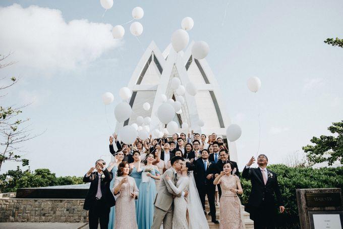 Ethereal Bali Wedding by Casabono Wedding - 028