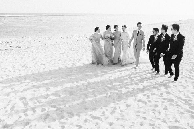 Yansen & Rika Ethereal Bali Wedding by Casabono Wedding - 035