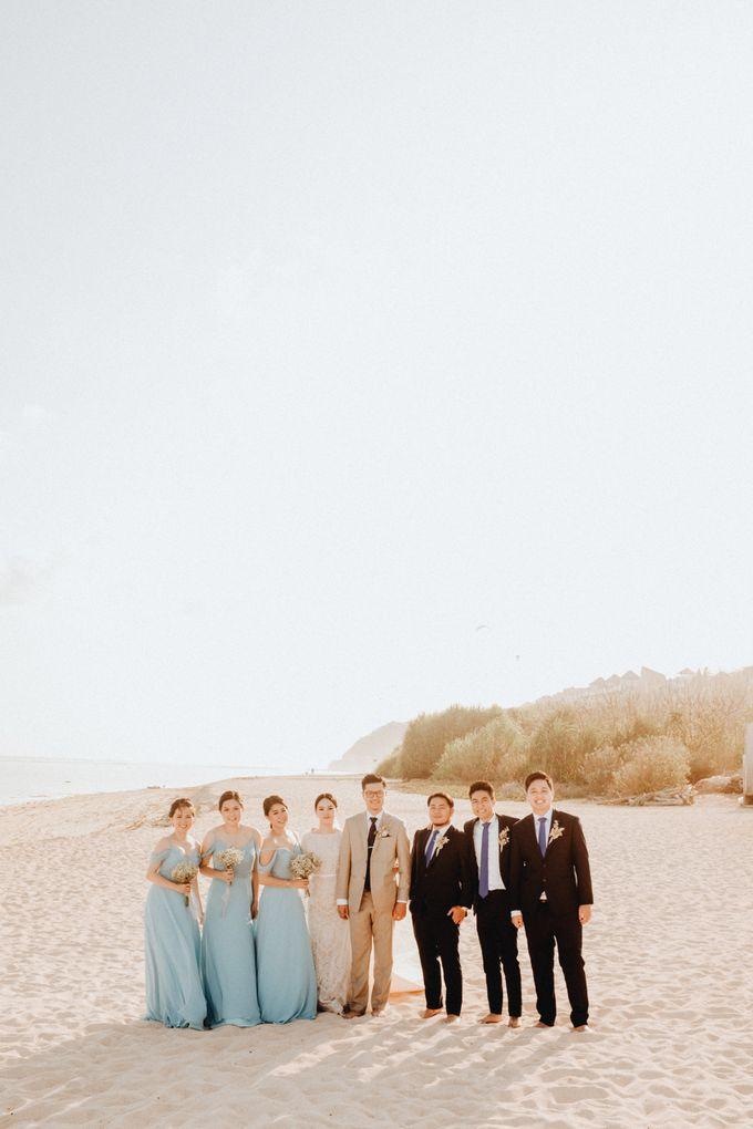 Ethereal Bali Wedding by Casabono Wedding - 029
