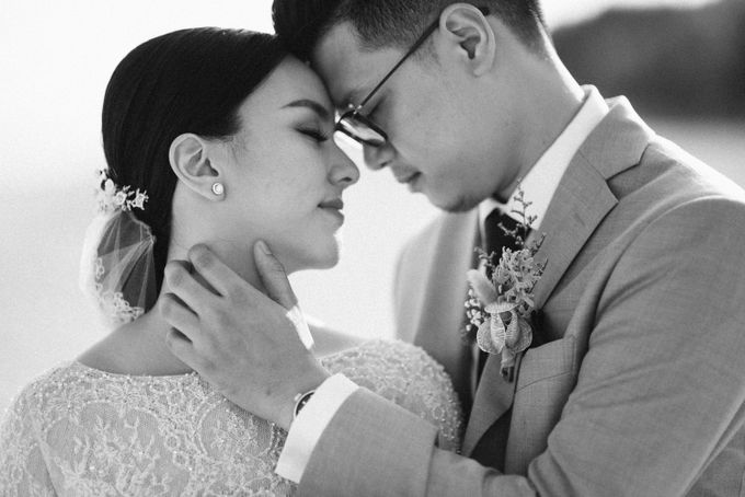 Yansen & Rika Ethereal Bali Wedding by Casabono Wedding - 036