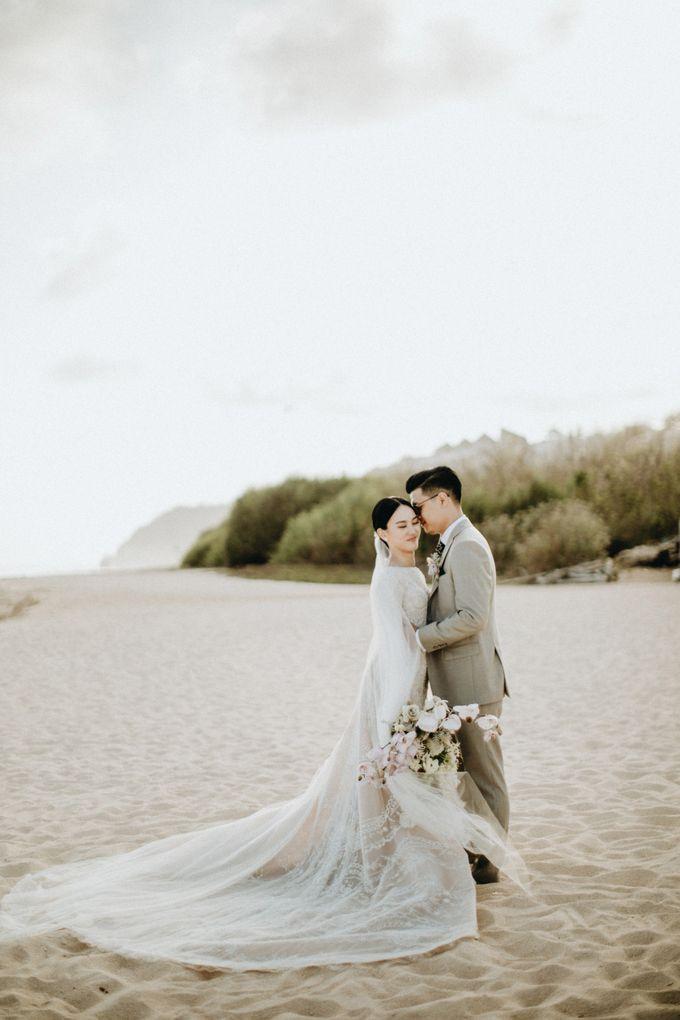 Ethereal Bali Wedding by Casabono Wedding - 031