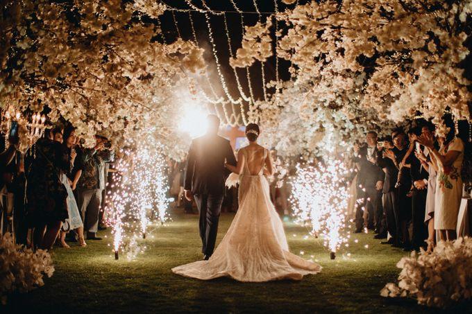 Ethereal Bali Wedding by Casabono Wedding - 036