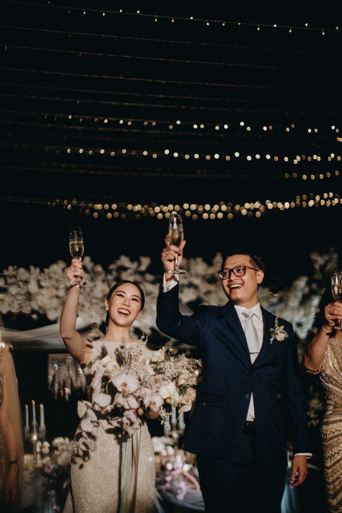 Yansen & Rika Ethereal Bali Wedding by Casabono Wedding - 040