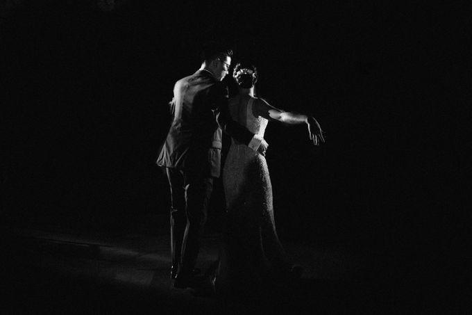 Yansen & Rika Ethereal Bali Wedding by Casabono Wedding - 042
