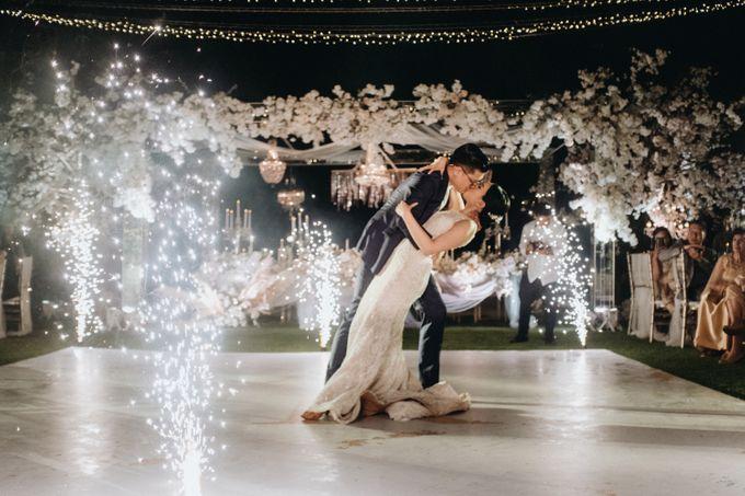 Yansen & Rika Ethereal Bali Wedding by Casabono Wedding - 037