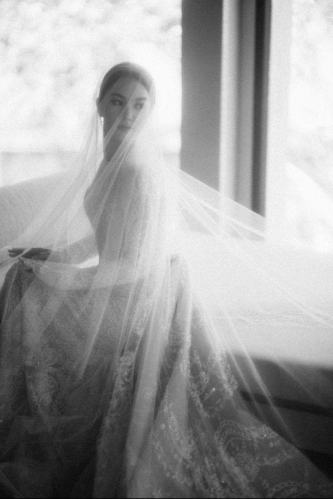 Yansen & Rika Ethereal Bali Wedding by Casabono Wedding - 033