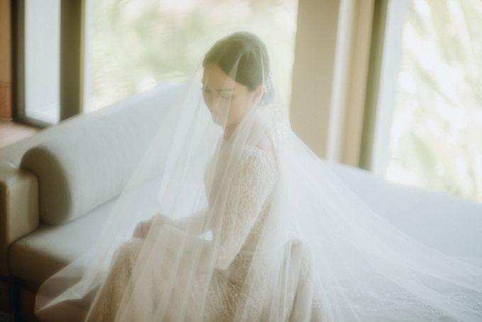 Yansen & Rika Ethereal Bali Wedding by Casabono Wedding - 034