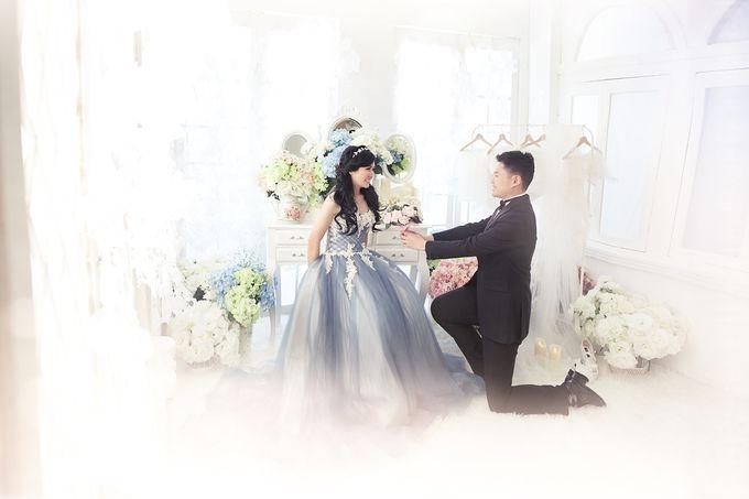 Denny And Feliana Prewedding :) by ARALÈ feat TEX SAVERIO - 003