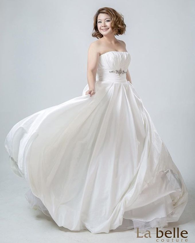 Bridal Gown Collection: Adele by La Belle Couture Weddings Pte Ltd - 001