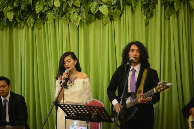 Rasimin & Viola Wedding At Fave Hotel by Fave Hotel Hypersquare - 003