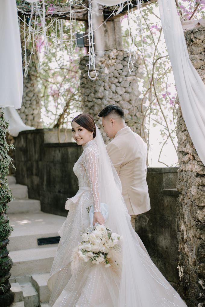 Yovinda and Sendy Wedding by KAMAYA BALI - 004