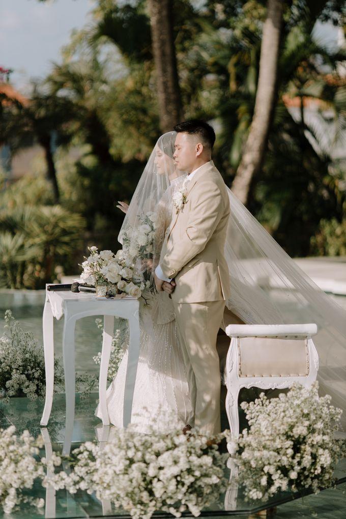Yovinda and Sendy Wedding by KAMAYA BALI - 011