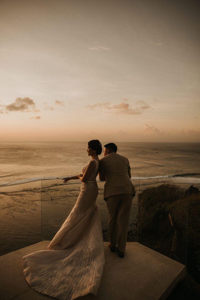 Yovinda and Sendy Wedding by KAMAYA BALI - 005