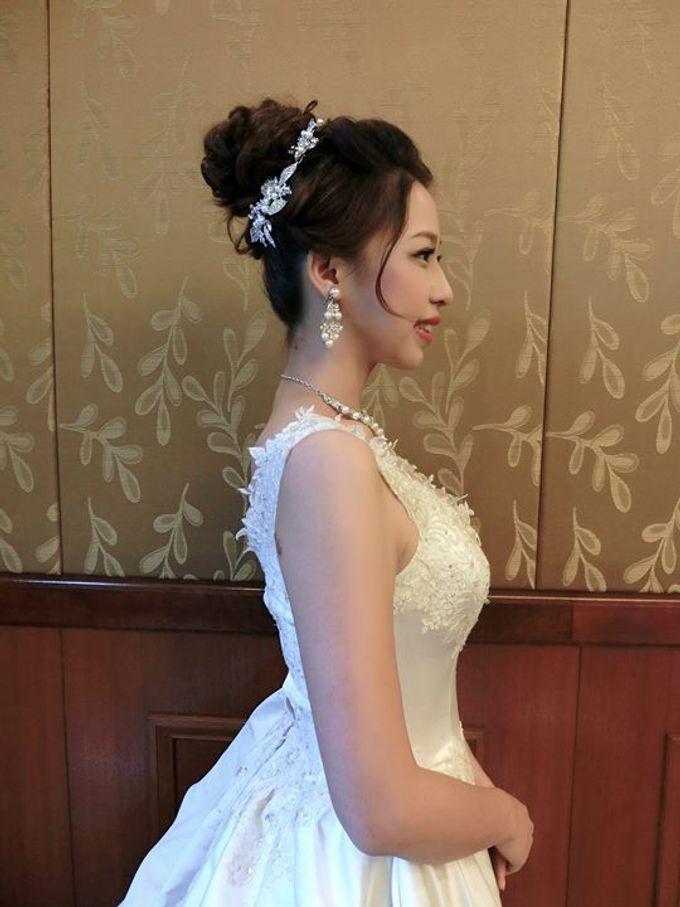 Wedding Day Bride Makeup Service by Elizabeth Lee Makeup Artist - 016