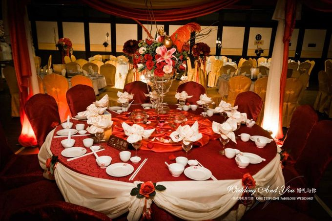 VIP Table Setting by Wedding And You - 014